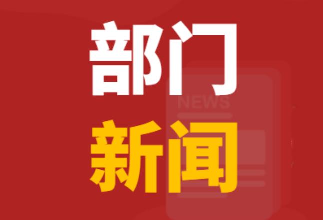 县地质灾害防治中心支部开展组织生活会会前集中学习