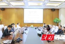 王永红率队赴上海、北京招商考察
