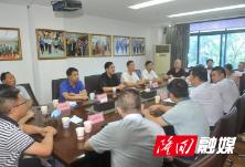 隆回县人大常委会赴凤凰县和张家界市考察平战结合人防工程
