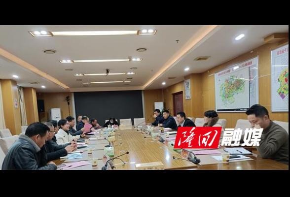 李翠婷率队赴邵阳经济开发区考察