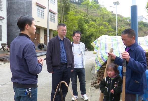 张胤检查乡镇防汛和地质灾害防治工作