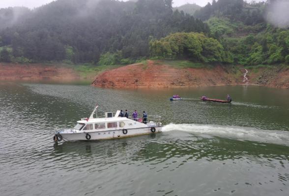 隆回县举行2021年防洪度汛应急演练