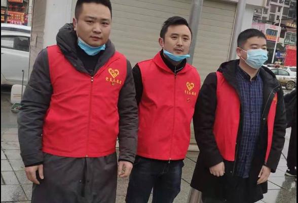 """隆回县地质灾害防治中心党支部积极开展党员""""一亮两保""""活动"""