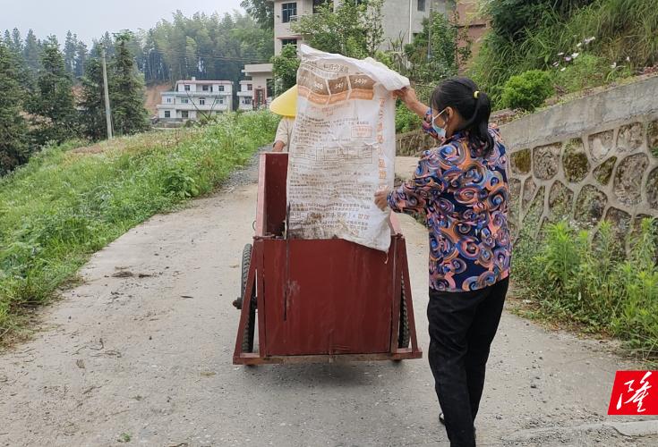 金石桥镇新良村开展人居环境卫生整治专项活动