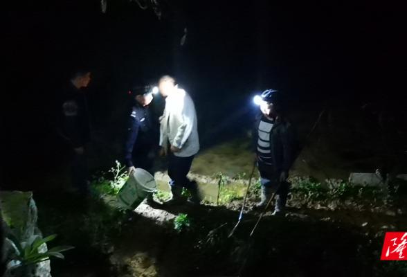 南岳庙镇扎实开展渔政执法检查