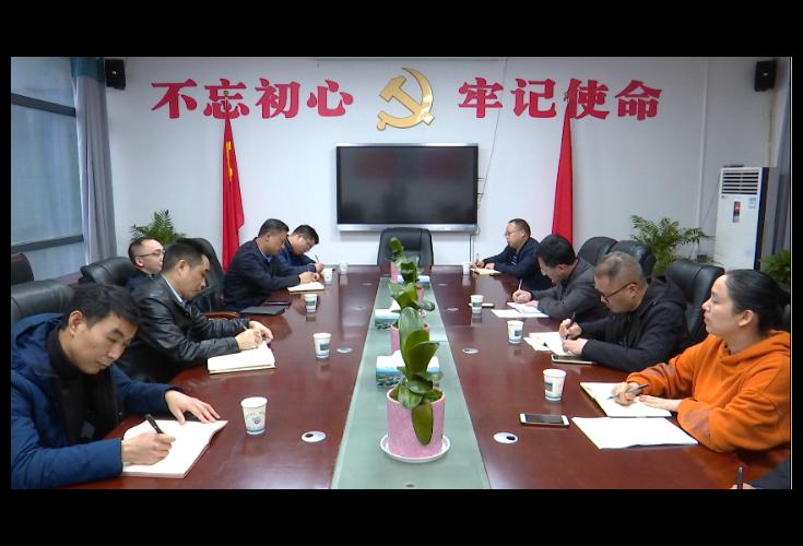 邓闽榕调研高新区优化营商环境工作