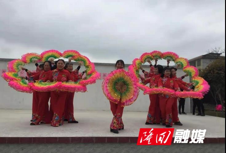 山界回族乡罗白村开展纪念三八国际妇女节活动