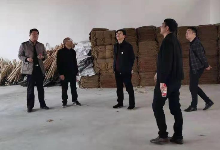 隆回县发展和改革局组织开展防汛物资储备工作专项检查