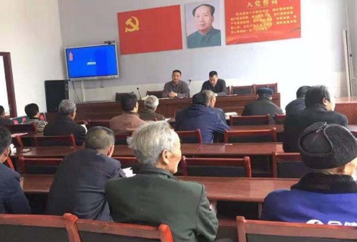 隆回县鸭田镇广泛开展党史学习教育