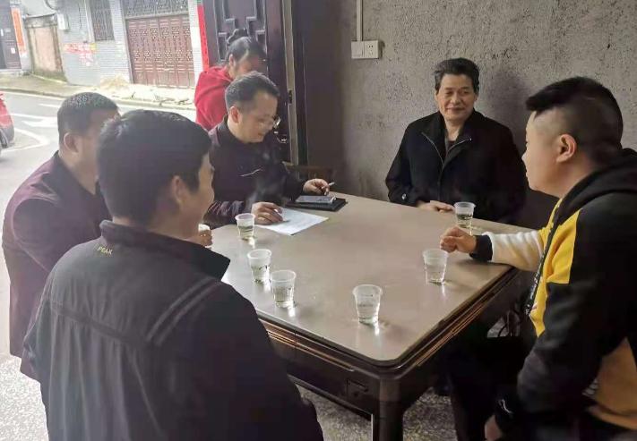 隆回县总工会开展禁毒督导和宣传工作