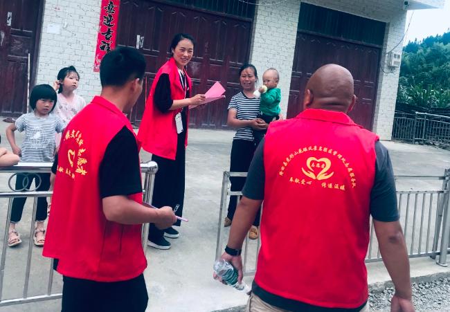 小沙江镇深入开展防溺水、反电诈和禁毒宣传
