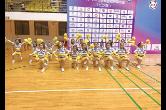 乡村小学啦啦操跳上全国大舞台
