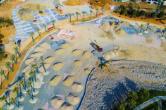 海南天然海沙入浏,将铺出10000㎡阳光沙滩,预计下月开放!
