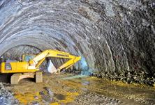 原天马山隧道每天两个时间段禁止通行