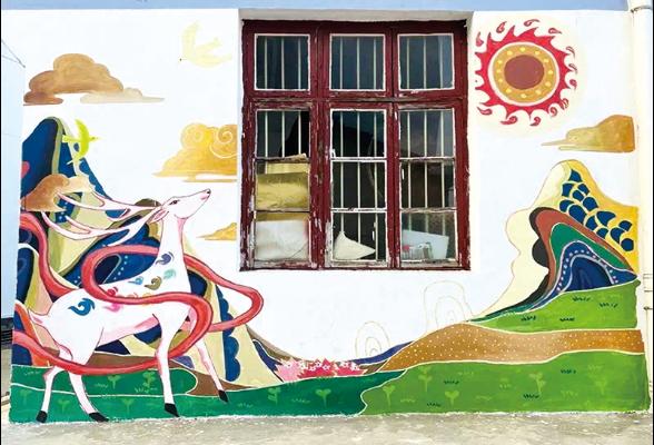 """洞阳镇北园村:种下千亩果园,发展乡村旅游,全力建成园区的""""后花园"""""""