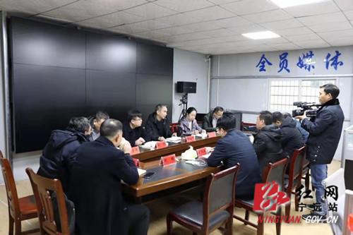 省委宣传部验收组来宁远验收融媒体中心建设工作_副本500.jpg