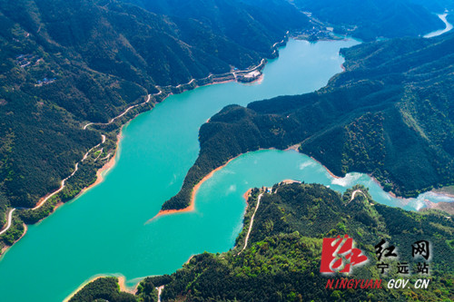 宁远九嶷河旅游区成功创建为国家3A级旅游景区_副本500.jpg