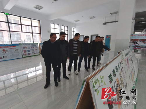 宁远县融媒体中心组织干部职工参观二中禁毒教育基地2_副本500.jpg