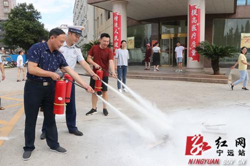 宁远县消防救援大队深入辖区医院开展消防安全培训2_副本500.jpg