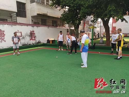 """庆""""八一"""":宁远县举办复员退伍军人门球赛1500.jpg"""