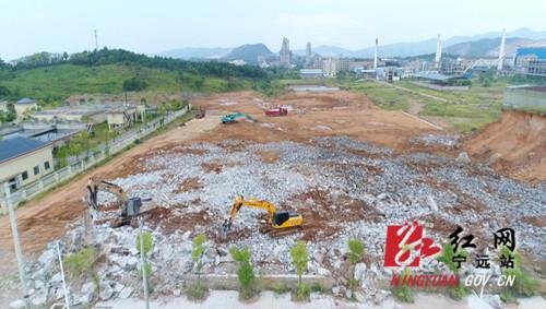 全市第四次重大项目集中开工签约:宁远集中开工签约4个项目总投资2亿元02_副本500.jpg