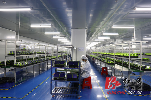 宁远裕宁电子集团:内控疫情 外展经济 总体持平上升_副本500.jpg