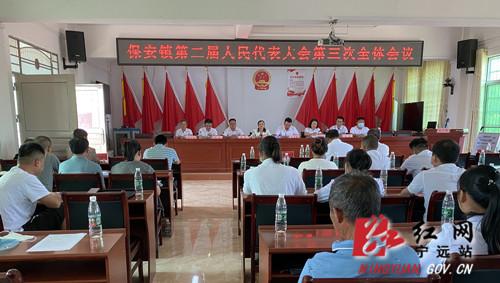 宁远保安镇召开第二届人民代表大会第一次会议_副本_副本500.jpg