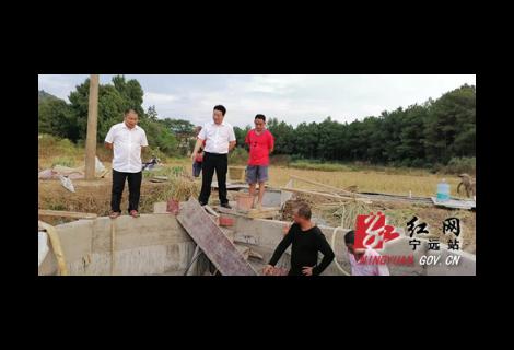 【我为群众办实事】宁远乡镇:主动作为担当 彰显党员风采