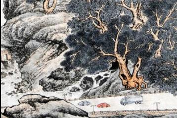 刘鸿伏:一个人的溪山行旅