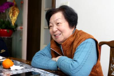 吴月英:学到老活到老
