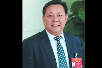 人民艺术网访—全国人大代表、中国书法家协会副主席鄢福初
